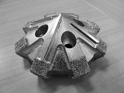 Ściernica diamentowa