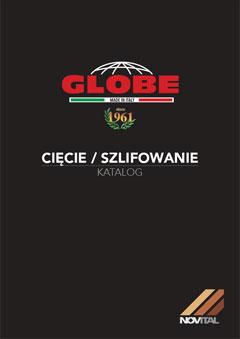 Katalog tarcz do cięcia i szlifowania GLOBE